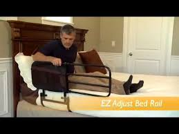 stander 8000 bed rail